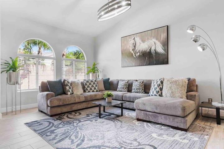 Luxury Oasis Scottsdale Kierland Home