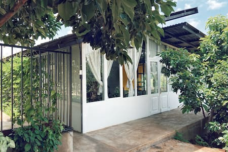 XOM Organic Farm Stay - Kitchen