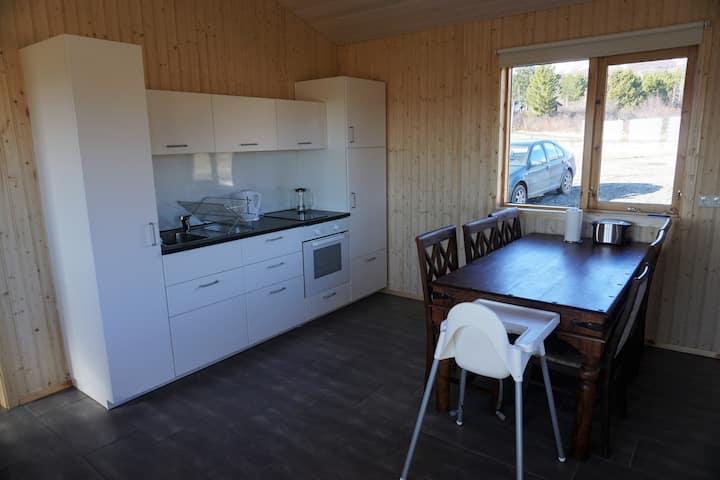 Middalskot Cottages Apt. 2A - South Iceland