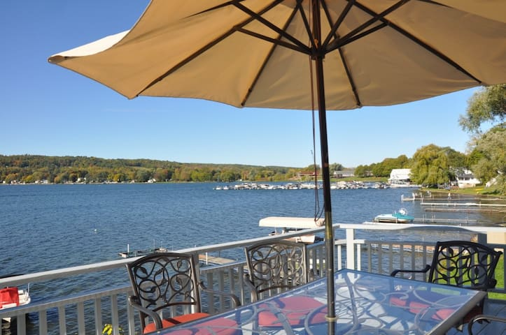 Comfortable & Fun Keuka Lake House - Penn Yan - House