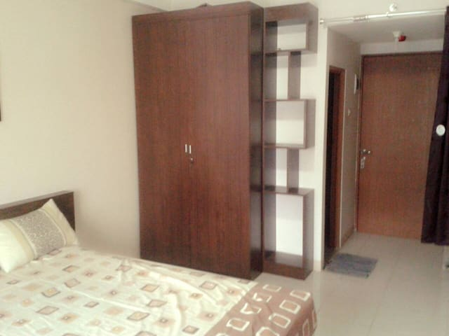 Studio - Full Furnished Weekly/Monthly Jatinangor - Kabupaten Sumedang