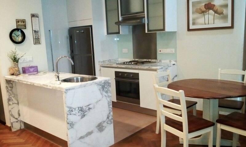 Straits Quay - Family Suites - Tanjung Bungah - Huoneisto