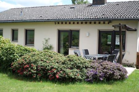 Ferienhaus BEGONIA, Bleialf /EIFEL 2-8 Personen