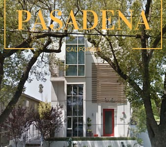 Modern townhouse in Pasadena featured on TV - Pasadena