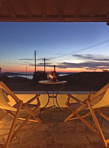 Cozy Mykonian Sunset - Mikonos - House