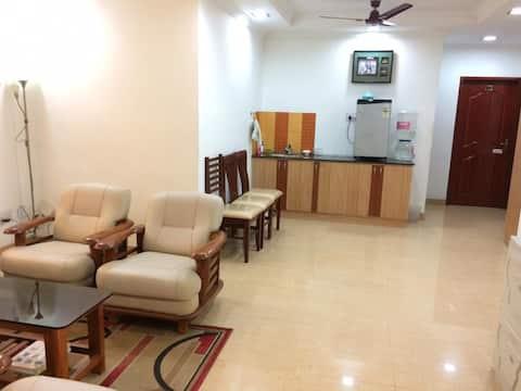 Swarna Sudarshan Serviced Apartmetns at Adyar - Standard Deluxe Single Room