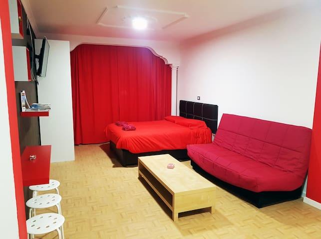 Apartamento Adargoma tipo loft