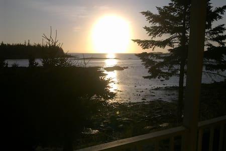 Maine Coastal Cottage - South Thomaston - Zomerhuis/Cottage
