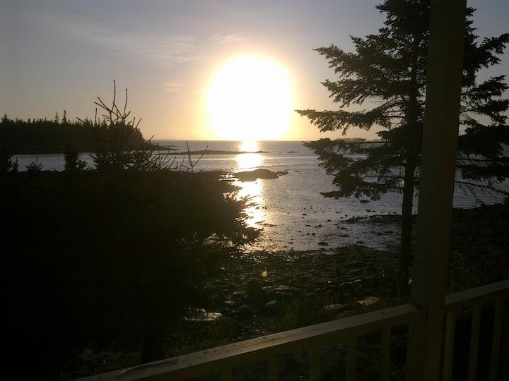 Maine Coastal Cottage