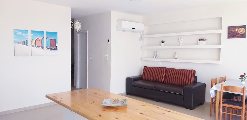 דירת נופש  Lovely apartment in Zichron Yaacov