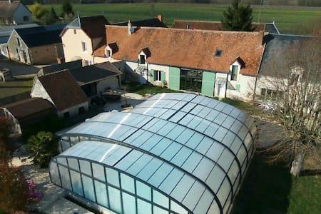 Chambre d'hôtes à proximité du zoo parc de Beauval - Couffy
