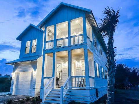 Cape San Blas Beach Retreat