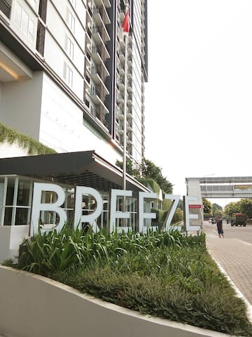 Bintaro Plaza Residence - Tower Breeze - Lantai 12