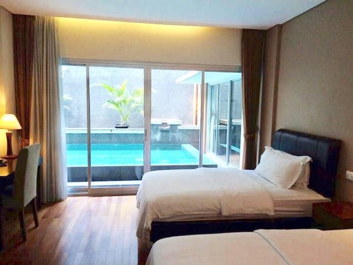 Balitung Breeze (Room 3) affordable B&B in Jakarta