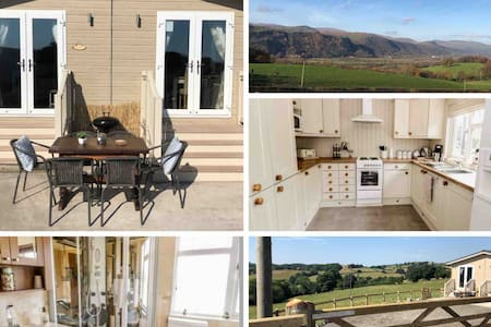 Lodge- Same household Conwy county residents only