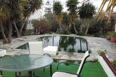 Дом на Крите с бассейном - Adele