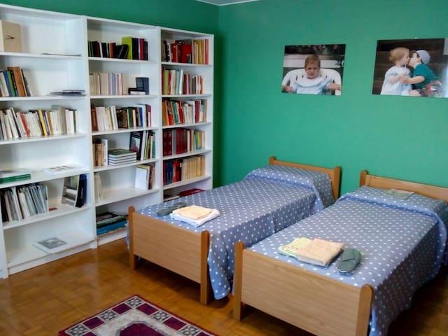 Bedroom 3/Library - 2nd floor