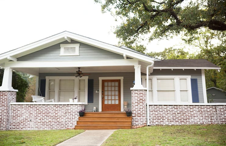 1920s Craftsman near Historic Downtown