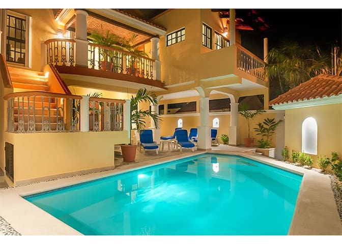 Casa Juanita #1 con alberca