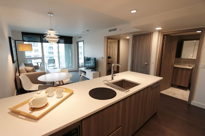 #4 New condo near airport and downtown Vancouver