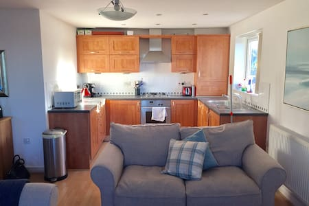 Modern flat with allocated parking - Altrincham
