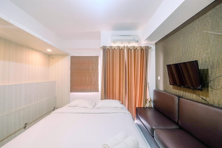 Cozy Stay with New Studio at Ayodhya Residence