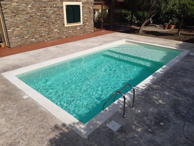 Lovely Villa Patrizia with private pool!