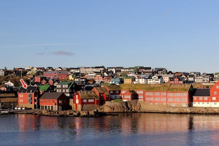 City centre location/harbour view - Tórshavn