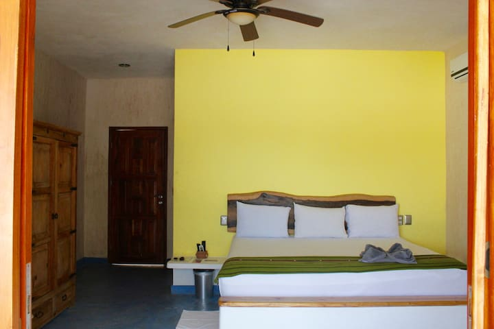 King Size Room Downtown Tulum