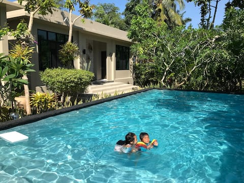 Tropical Beach House in the Gulf of Thailand #02