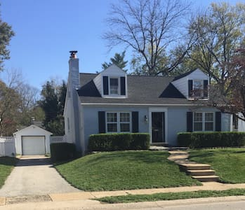 Charming 3 bedroom home in Ladue - St. Louis - Haus