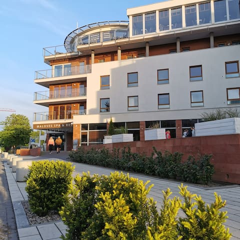 Sun-szafir Studio-Apartament (plaża Władysławowo)