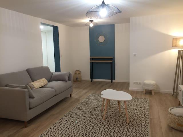 Appartement tout confort (4 personnes)
