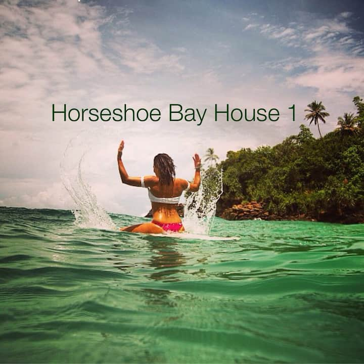 Horseshoe bay house 1