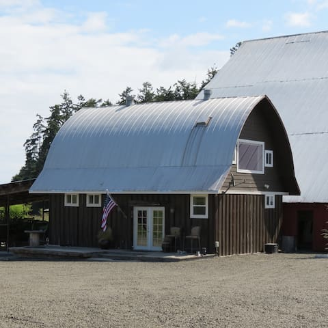 A Rare Peaceful Setting in the Heart of Sequim