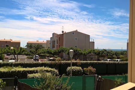 Appartement à 200m de la plage Richelieu Ouest - Agde - Condominium
