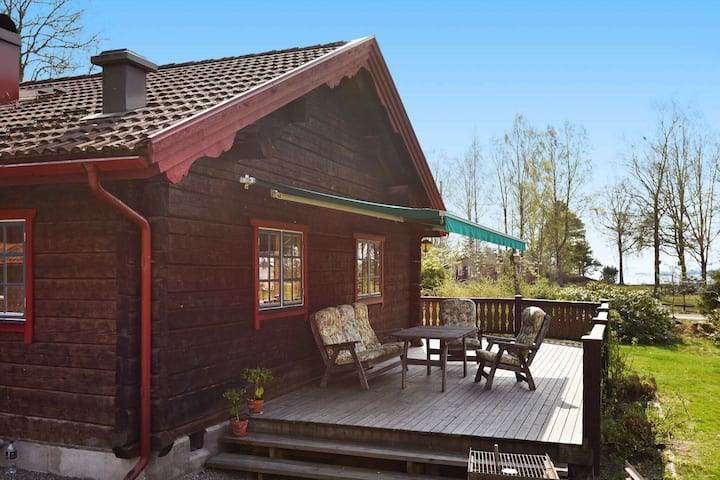 9 Personen Ferienhaus in BRÅLANDA
