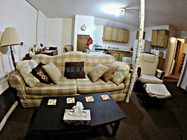 Mountain Apartment in Weaverville, near Asheville - Weaverville - Apartment