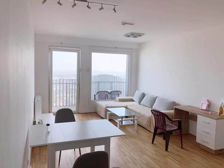Apartment with Skyview in Vienna!