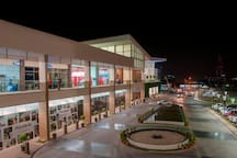 Galerías Santo Domingo Shopping Center is 8 min. away from this home.