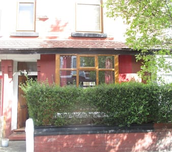 Terraced house South Manchester - Manchester