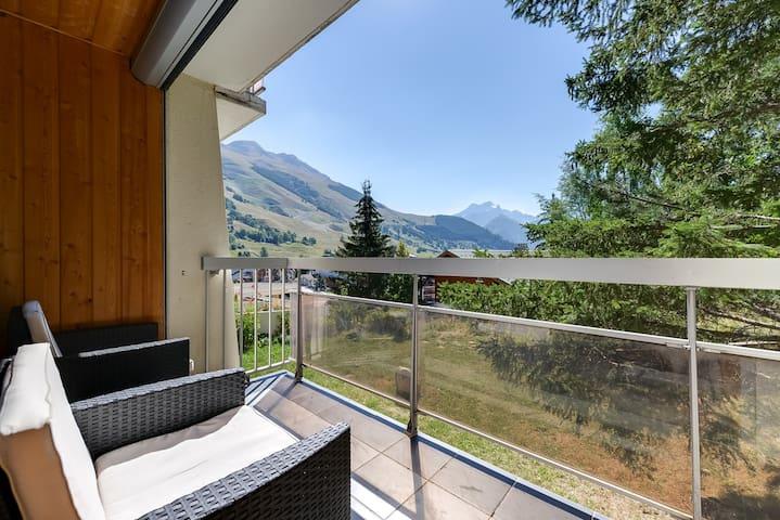 Appartement moderne au coeur des Deux Alpes - Mont-de-Lans - Apartament