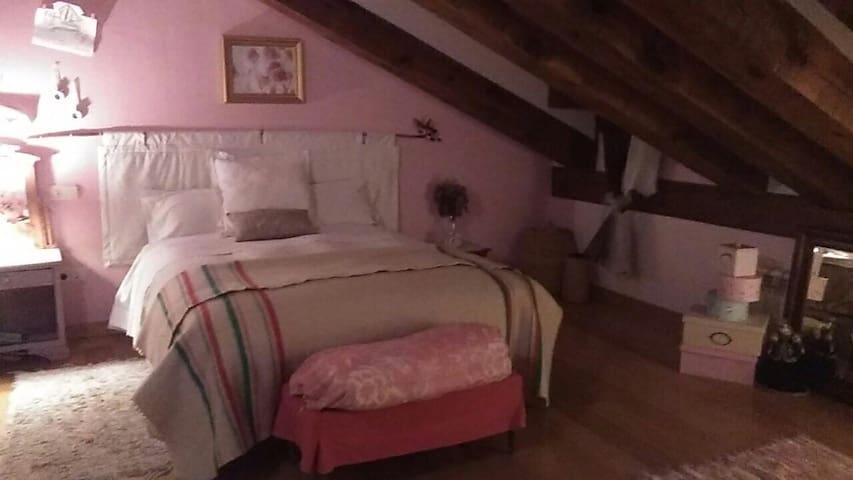 Habitación en casa rústica - Cabanillas del monte