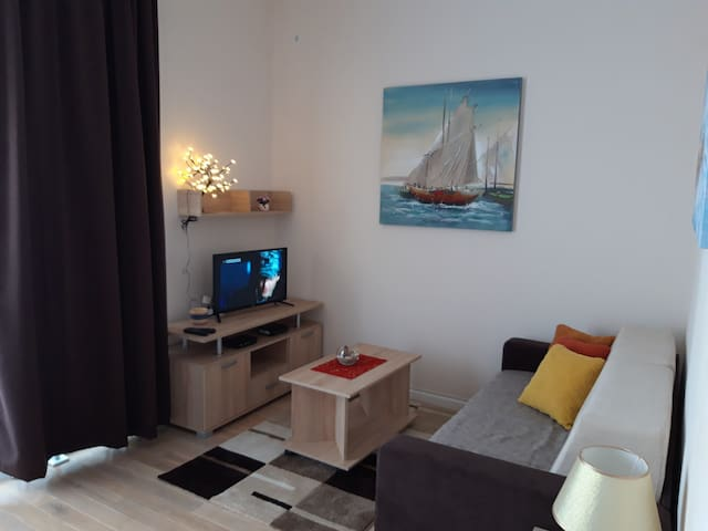 Apartman Dunavske terase 1