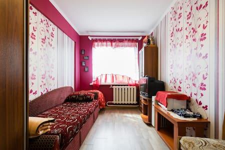 Уютная комната.Удобное расположение - Velikiy Novgorod