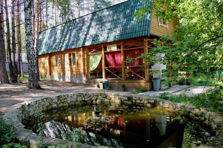 Гостевой дом с русской баней - Kazan - Dům