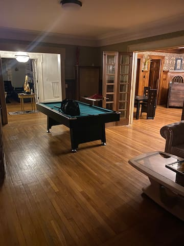 Private fun house for small parties