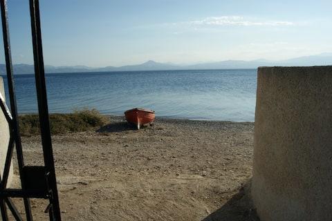 House by the Sea at Skaloma, Loutraki