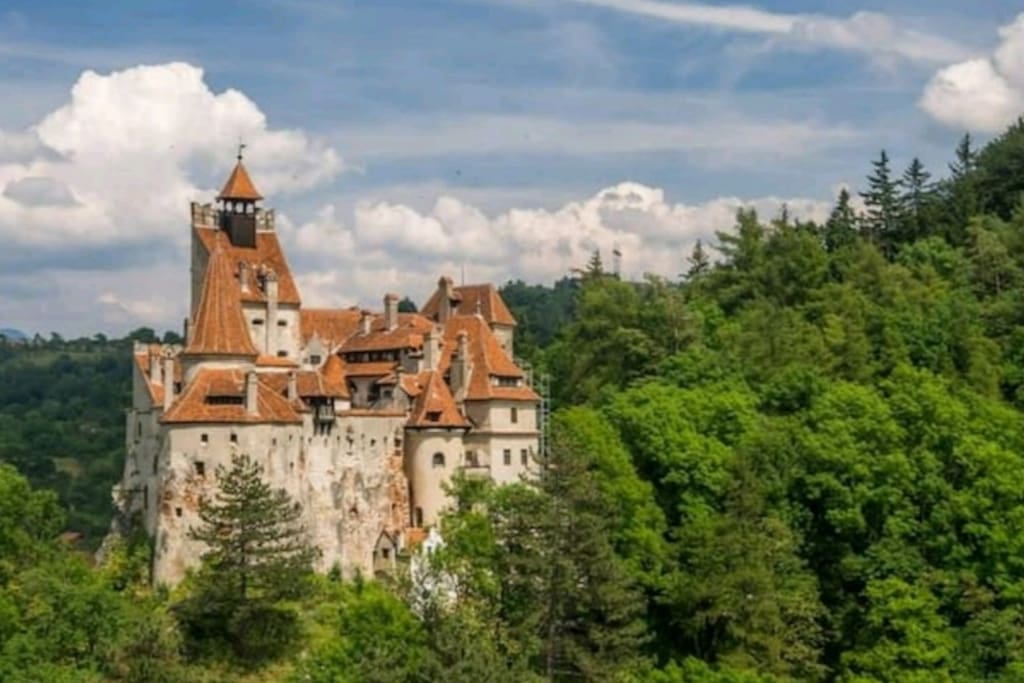 Bran castle 15 min from the house