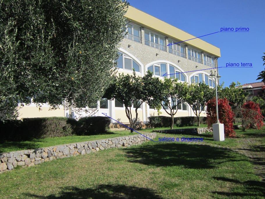 Appartamenti Residence Marina Di Camerota